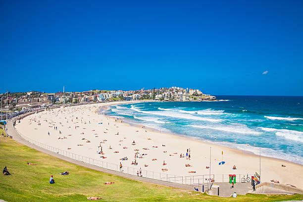 Check out Bondi Beach