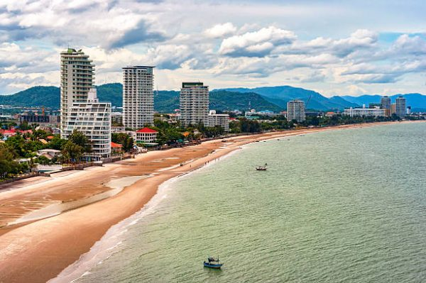 hua hin with kids: check out the beaches